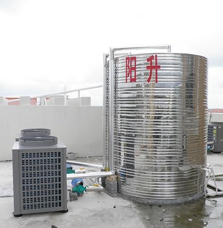 太阳能热水工程热水供暖系统
